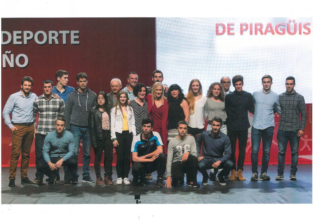 Foto Gala del deporte