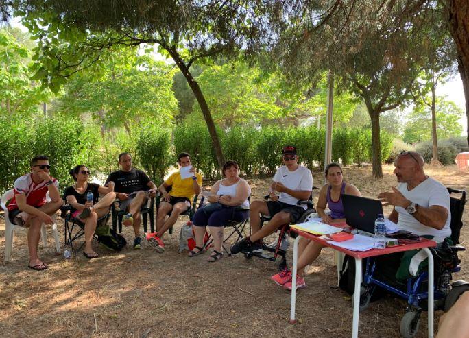 Acción formativa dirigida al Piragüismo Adaptado e Inclusivo (28/06/2019)