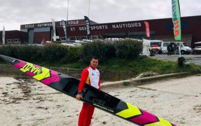 Pablo Díaz Vara, Campeón del Mundo en Surfski