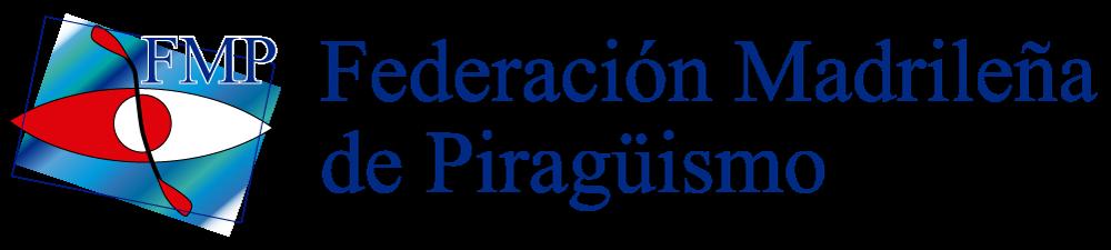 Logo Federación Madrileña de Piragüismo