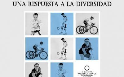 Jornada Deporte inclusivo, una respuesta a la diversidad (21 de septiembre de 2019)
