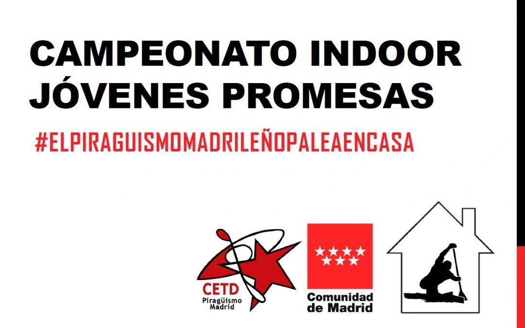 CAMPEONATO INDOOR JÓVENES PROMESAS