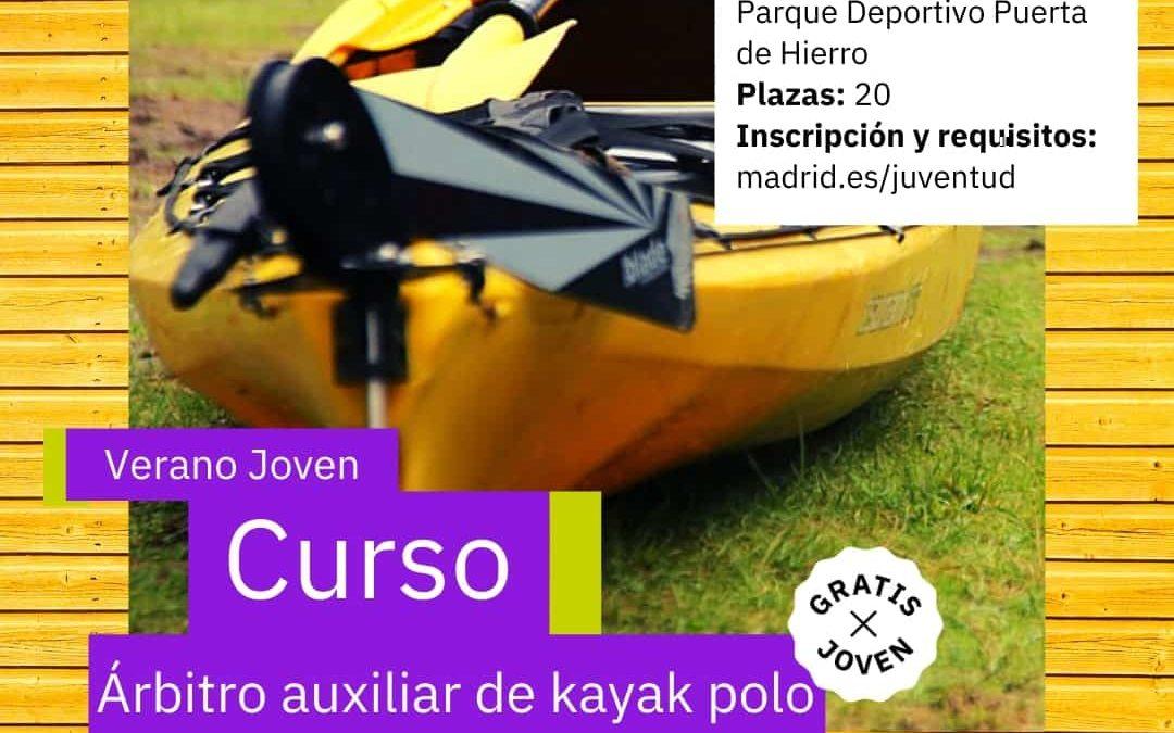 Curso Arbitro Auxiliar Kayak Polo 2020