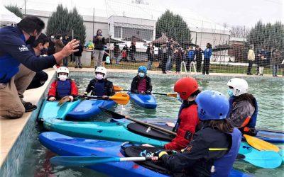 Competición Kayak Polo: FASE ZONAL II