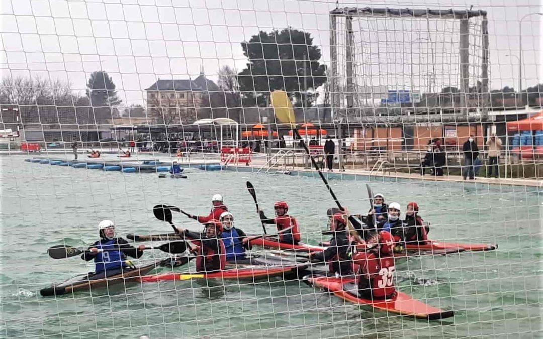 Competición Kayak Polo: VIII TROFEO SAN SILVESTRE