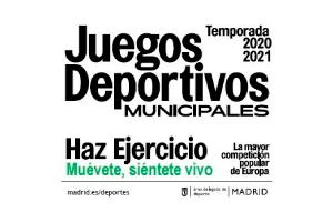2020 Juegos Deportivos Municipales