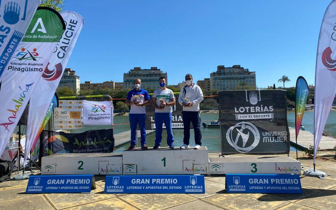 El Club Piragüismo Aranjuez campeón por equipos en Sevilla